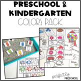 Ultimate Preschool and Kindergarten Color Pack