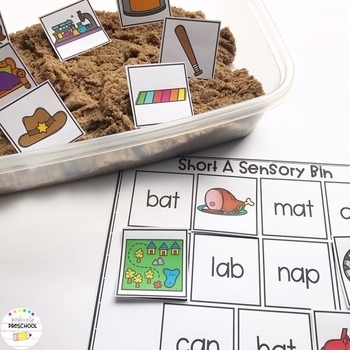 Ultimate Preschool and Kindergarten Sensory Bins