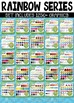 Ultimate Rainbow Graphic Series Clipart Bundle {Zip-A-Dee-Doo-Dah Designs}