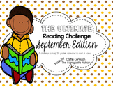 Ultimate Reading Challenge - September Edition