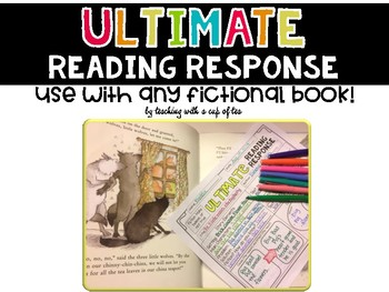 Ultimate Reading Response Sheet: Fiction