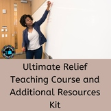 Ultimate Relief Teaching Course and Additional Resources Kit