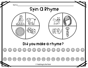 Ultimate Rhyming Set