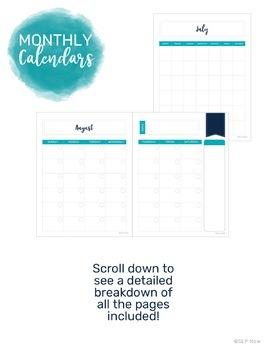 Ultimate SLP Planner {Editable}