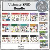 Ultimate SPED Bundle (JB Design Clip Art for Personal or C