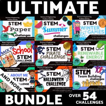 Ultimate STEM Mega Bundle