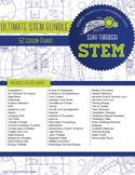Ultimate STEM Lesson Plan Bundle!