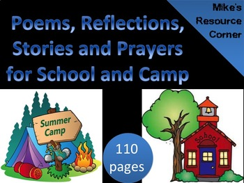 Ultimate School & Camp Reflection, Poem and Prayer Resource