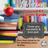 Ultimate School Librarian Survival Kit - CUSTOM BUNDLE