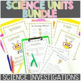 Ultimate Science Lesson Plan Units BUNDLE