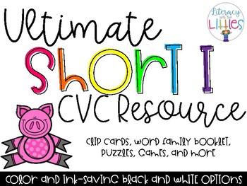 Ultimate Short I CVC Resource