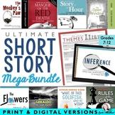 Short Story Ultimate Mega-Bundle: 8 Stories, 13 Resources,