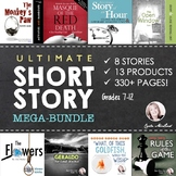Short Story Ultimate Mega-Bundle: 8 Stories, 13 Resources,