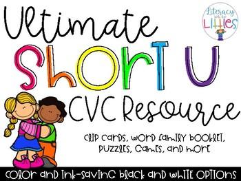 Ultimate Short U CVC Resource