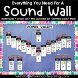 Ultimate Sound Wall Beginners Guide Phoneme Posters Bundle