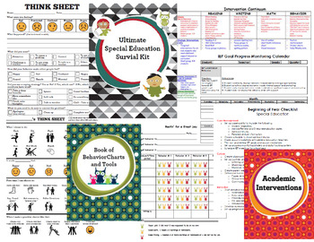 Special Education Ultimate Survival Kit