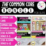 Ultimate Speech and Language Common Core Bundle