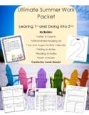Ultimate Summer Work Packet
