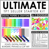 Ultimate TPT Seller Starter Kit