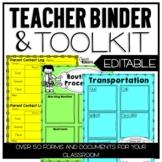 Ultimate Teacher Binder and Tool Kit