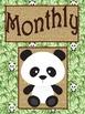 Ultimate Teacher Panda Themed 2013-2014 Planner - A Teache
