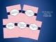 Ultimate Teacher Organizer- Light Pink Tile Cover