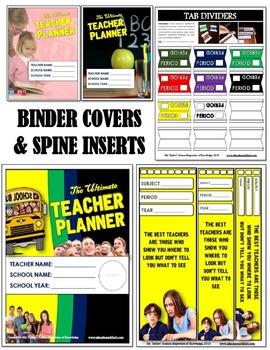 Ultimate Teacher Planner