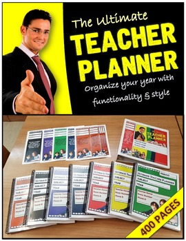 Ultimate Teacher Planner