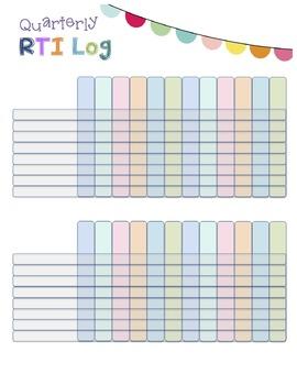 Ultimate Teacher Planner and Calendar---Rainbow Colors