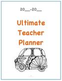 Ultimate Teacher Planner (in colour)