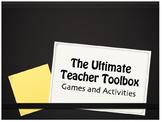 Ultimate Teacher Toolbox