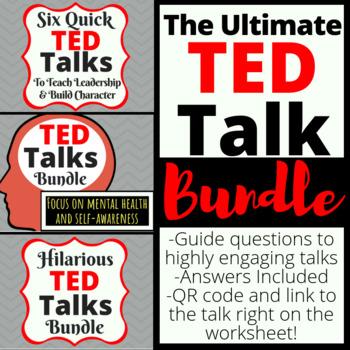 Ultimate Ted Talk Bundle