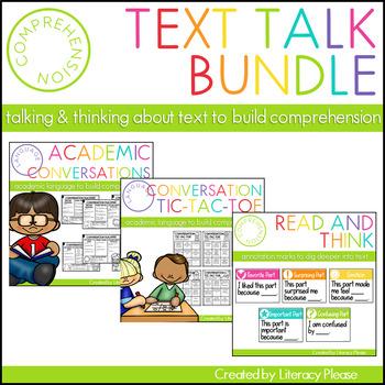 The Ultimate Text Talk Bundle