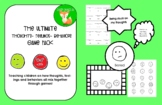 Ultimate Thoughts, Feelings and Behaviors Game (CBT)