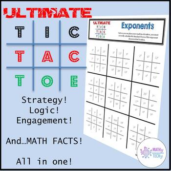 Ultimate Tic Tac Toe (Exponents)