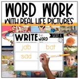 CVC Centers {Short a, e, i, o, and u} | with Google Slides