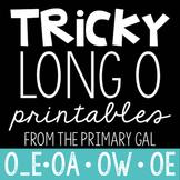 O_E, OA, OE, OW Printables