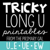 U_E, EW, UE Printables