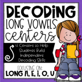 Long Vowel Word Work {BUNDLE}