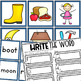 OO as in BOOT and BOOK Word Work Centers