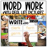 Bossy R Controlled Centers | AR, ER, IR, OR, UR | for Digi