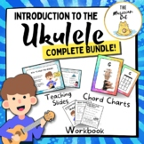 Complete Ukulele Course Kit for Kids (BUNDLE)