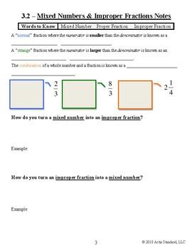 Ultimate Unit 3: Factors, Multiples & Fractions