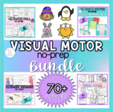 Ultimate Visual Motor Activity Packet: GROWING BUNDLE!
