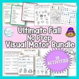 Ultimate Visual Motor Packet: Fall Bundle
