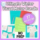 Ultimate Visual Motor Packet: Winter Bundle