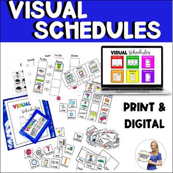 Ultimate Visual Schedule Set