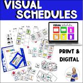 Ultimate Visual Schedule Set (Printable, Task Box, & Digital!)