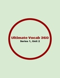 Ultimate Vocab 360: Series 1, Unit 2 (upper elementary)