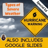 Weather Emergencies Unit for Special Education